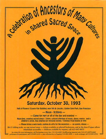 Chants15-Booklet-1993-MultiCultural-flyer